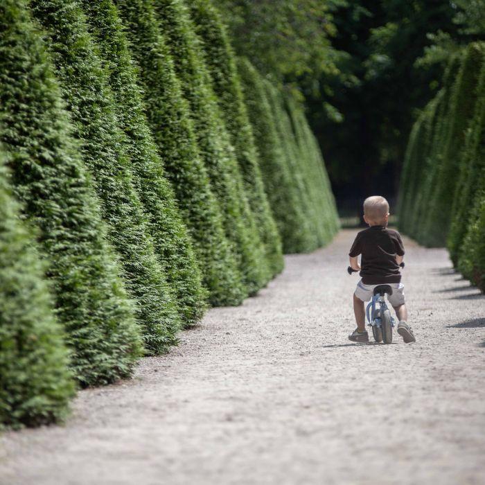 Familienshooting in Schwetzingen