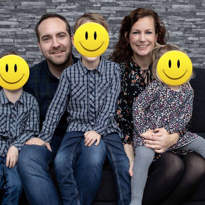 Familienshooting in Wermelskirchen