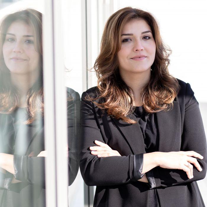Selin Business Portrait