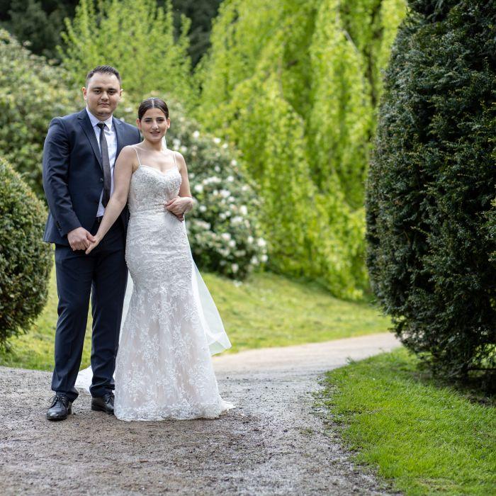 Hochzeit Barmer Anlagen in Wuppertal