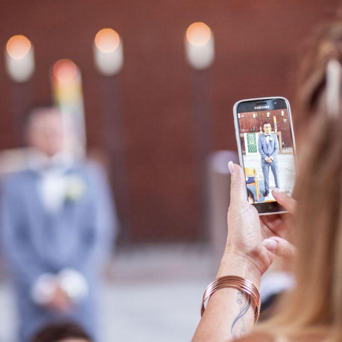Hochzeit in Bürstadt