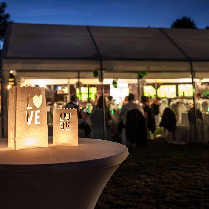 Hochzeit in Ketsch