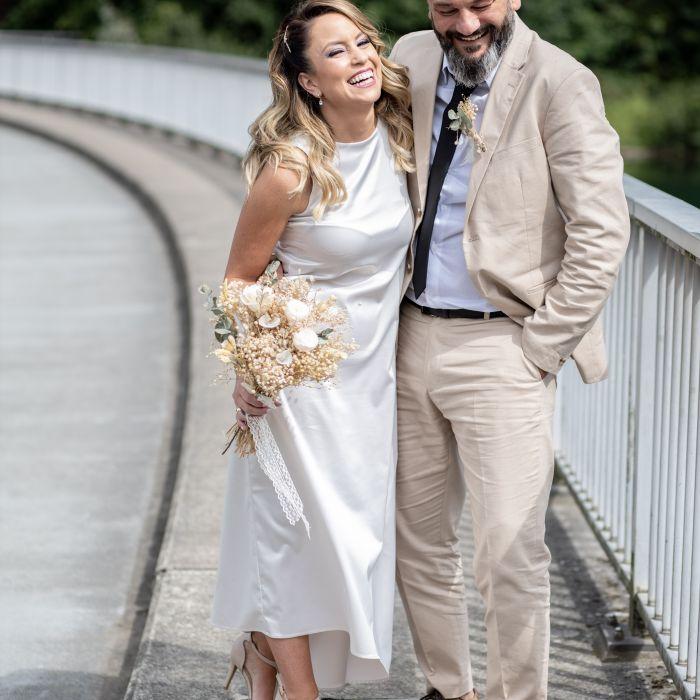 Standesamtliche Hochzeit in Remscheid